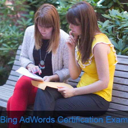 Bing AdWords Certification Exam