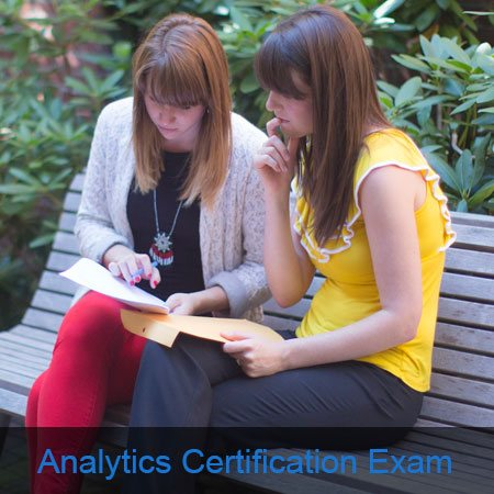 Google Analytics Certification Exam