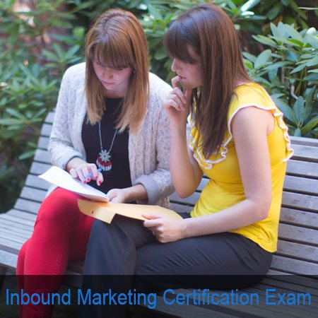 Inbound Marketing Certification Exam